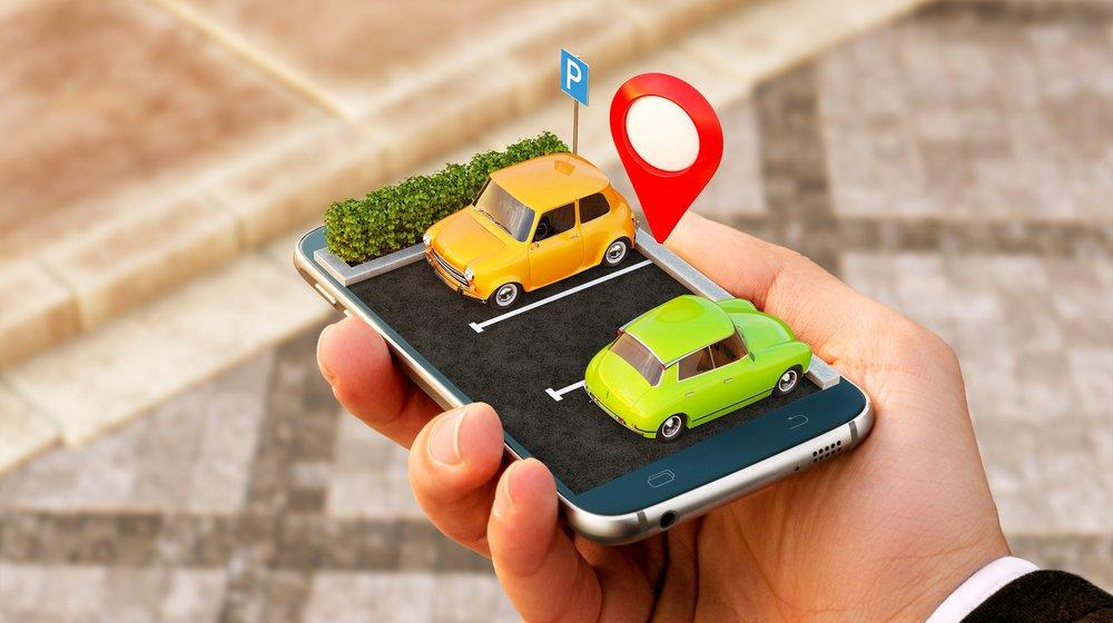 shutterstock 709076695 - تطبيق Car Park Location هو الأفضل لتذكر موقف السيارة والرجوع إليها