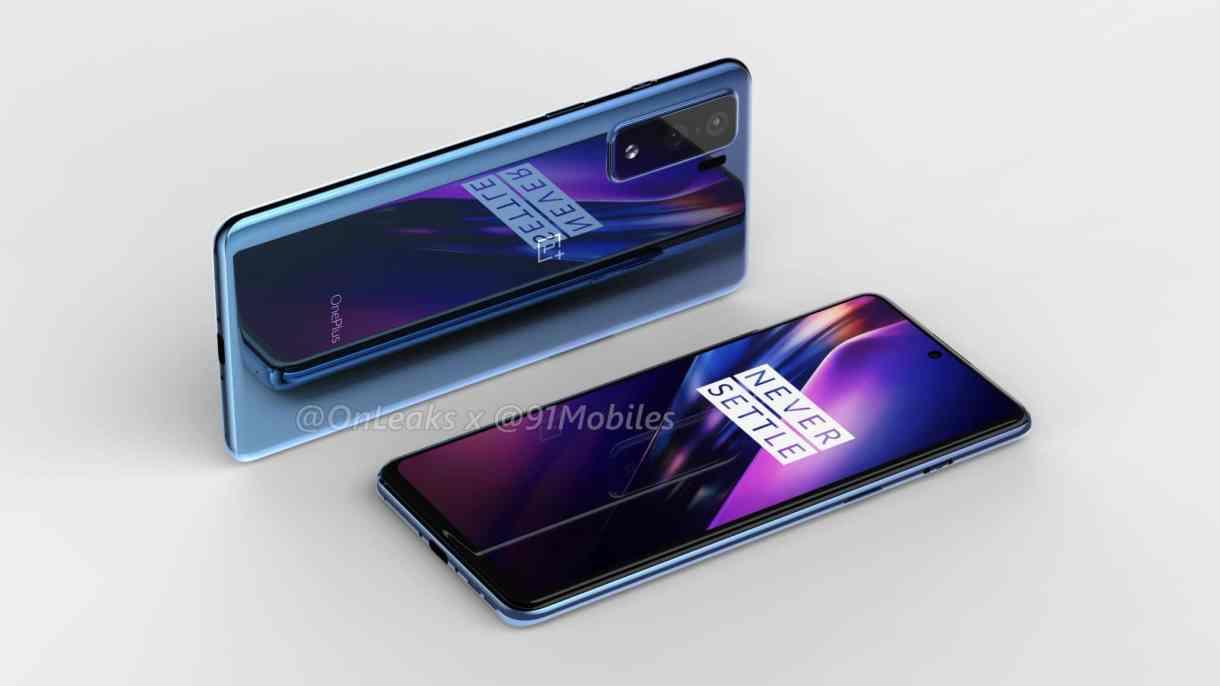 1575752286 797 تسريب تصميم هاتف OnePlus 8 Lite - فيديو.. تسريب تصميم جوال ون بلس 8 لايت المرتقب يكشف كاميرا مستطيلية بالخلف