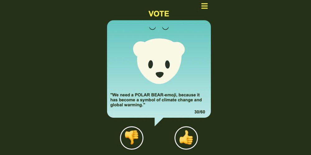 Emoji Voter app - موقع Emoji Voter يتيح التصويت للرموز التعبيرية التي سيتم إضافتها في 2020