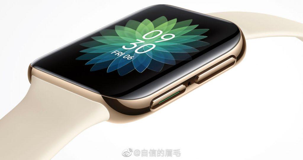 OPPO Smartwatch 1024x542 1 - صور ساعة أوبو الذكية تكشف عن تصميم في غاية الجمال