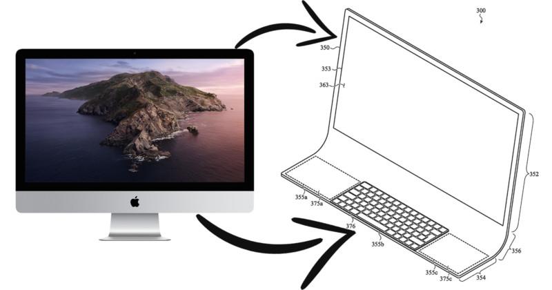 mac feat 800x420 1 - آبل لديها براءة اختراع لكمبيوتر آيماك بشاشة منحنية مدمج بها لوحة المفاتيح