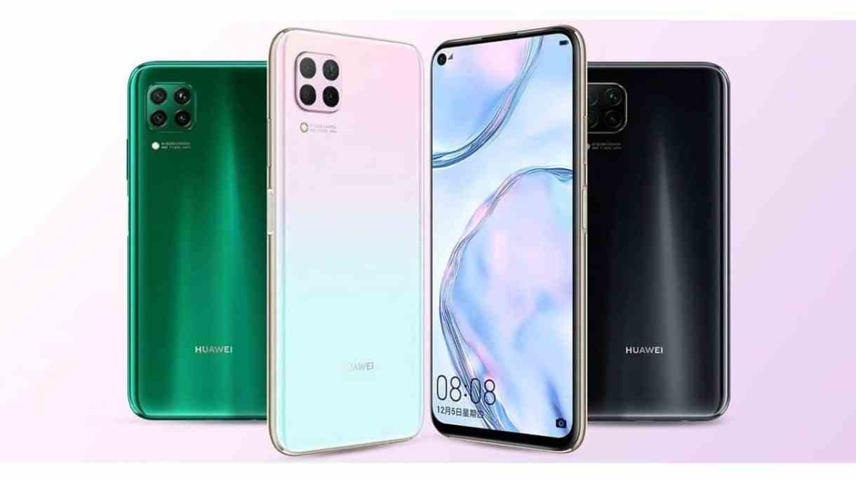 Huawei P40 - هواوي تكشف رسمياً عن جوالها P40 Lite متوسط المواصفات