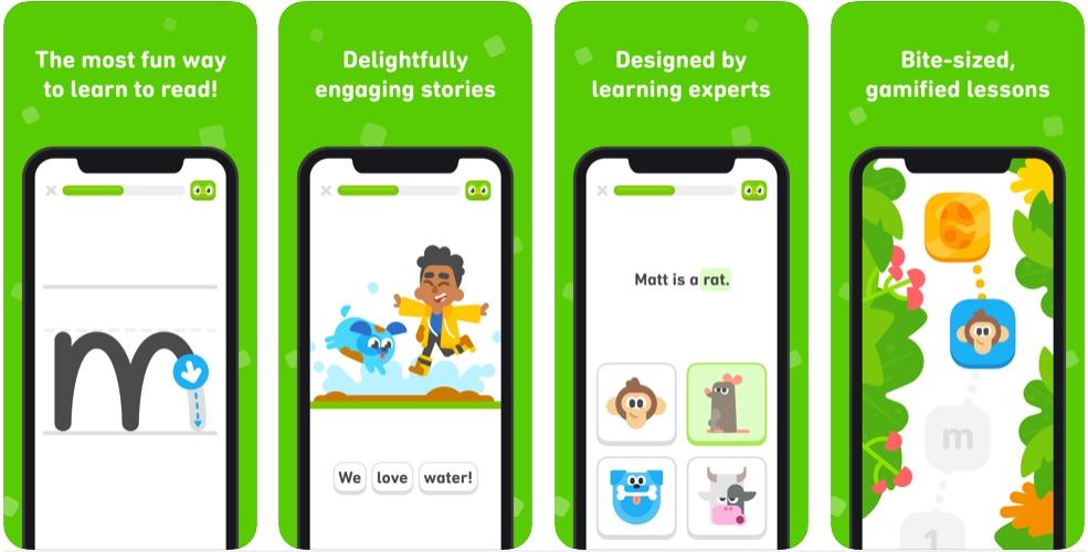 2020 03 31 10 17 15 Window - تطبيق Duolingo ABC لتعليم الصغار اللغة الإنجليزية