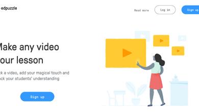 Photo of Edpuzzle: لرفع الفيديوهات التعليمية ووضع الأسئلة أون لاين