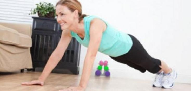 تمارين اللياقة البدنية في المنزل - تطبيق GetFit لتحقيق اللياقة البدنية في برنامج مدته 30 يوم