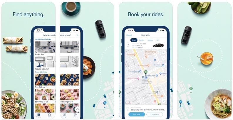 2020 04 16 14 36 02 Window - تطبيق ToYou لتوصيل الطعام والطلبات من المحلات القريبة