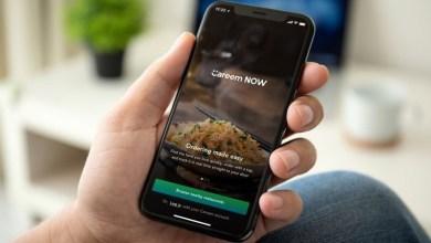 صورة تطبيق كريم ناو لتوصيل وجبات الطعام في المملكة
