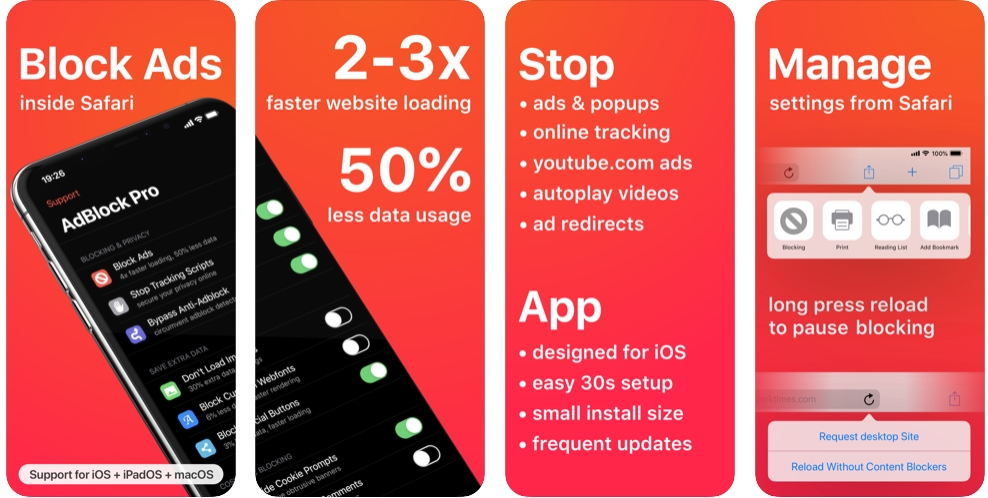 2020 05 02 21 57 32 Window - تطبيق AdBlock Pro - حاجب الإعلانات على سفاري الآيفون متاح الآن مجانا