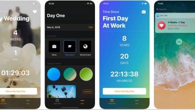 Photo of تطبيق Day One لتحويل أيامك المميزة إلى ذكرى سنوية