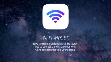 تطبيق Wifi Widget