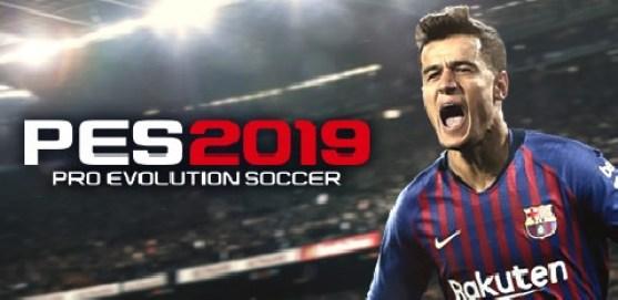 PES 2019 Pro Evolution Soccer - اجمل العاب كرة القدم للاندرويد