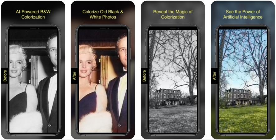 2020 06 03 18 08 00 Window - تطبيق Pholorize يحول صورك بالأبيض والأسود إلى صور ملونة
