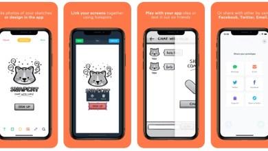 Photo of تطبيق POP لعمل تصاميم للتطبيقات وواجهات المستخدم