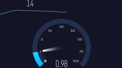 صورة قياس سرعة النت بدقة عالية 2020