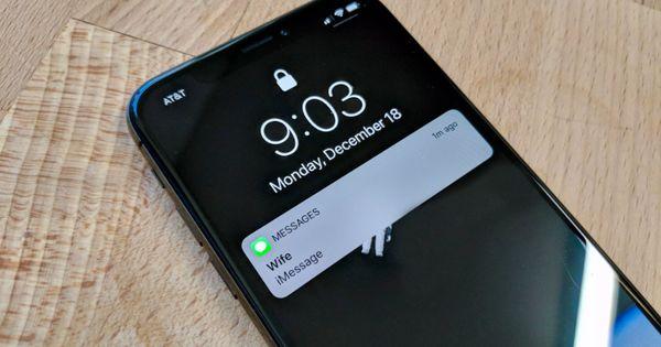 حل مشكلة عدم ظهور الاشعارات في الايفون - حل مشكلة عدم ظهور الاشعارات في الايفون
