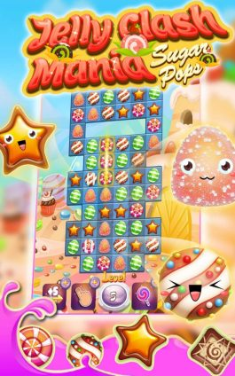 Jelly Clash Mania Candy Crush 2