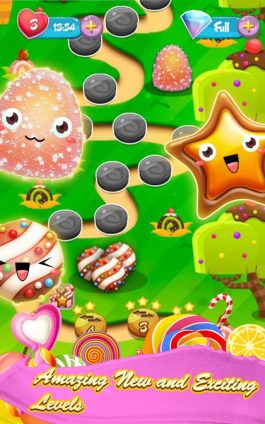 Jelly Clash Mania Candy Crush 3