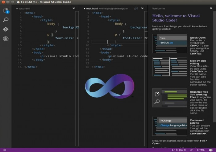 visual c++ linux