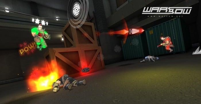 warsow game