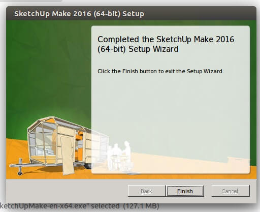 sketchup make 3