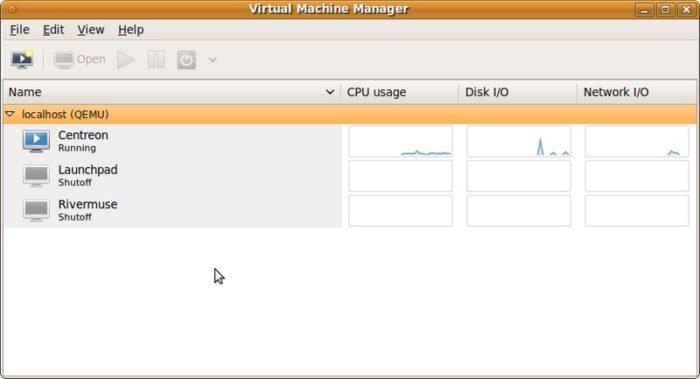virt-manager