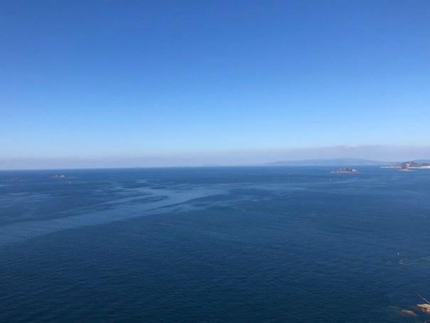 キノコハウスから見た風景③