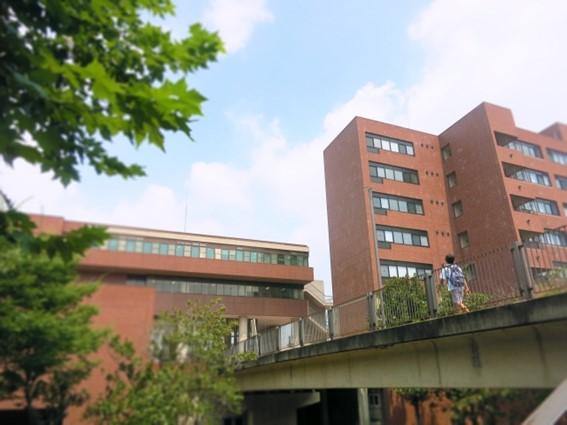 キャンパス建物
