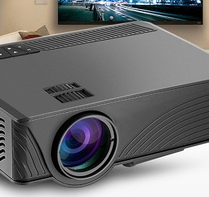 GP-12 Portable Mini LED Projector