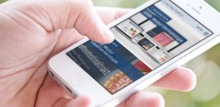 Webdesign für Ischler.com