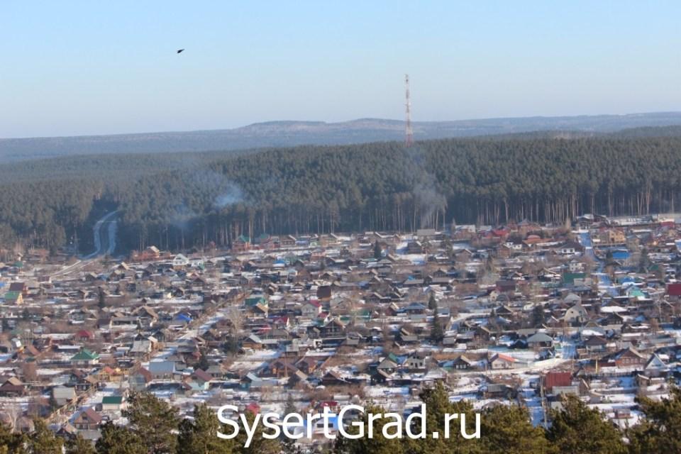 Район Сысерти Поварня