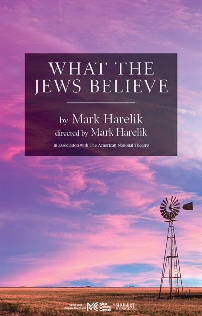 What The Jews Believe