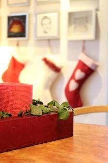 """Rødt - så kan det ikke bli mer """"julete"""""""