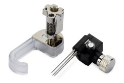 Filteapparat eller Punching Tool for symaskin gjør at arbeidet går som en lek.