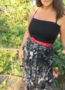 Sommerkjole som både er søt, behagelig og enkel å sy