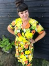 Klar for deilige sommerdager i ny kjole