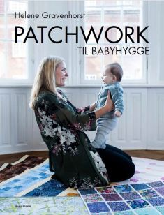 Helene Gravenhorst har laget den søteste patchwork bok med babyquilts