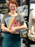 Mari Melilot er en norsk designer og har gitt ut fire bøker som er proppfulle av inspirasjon og lekre bilder