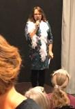 Fantastiske Marianne hadde overblikket og bevarte roen i det kreative kaoset under konkurransen