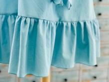 Kappen er flott og gir det lille ekstra til kjolen