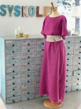 Kjolen er superenkel å sy samtidig som den er nydelig å ha på