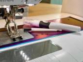 Et godt tips innen du syr i jersey på symaskinen er å rengjøre og olje den
