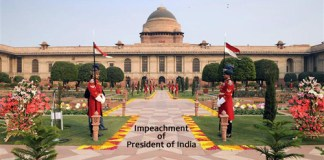 impeachment of president