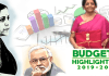 Budget Highlights 2019-20