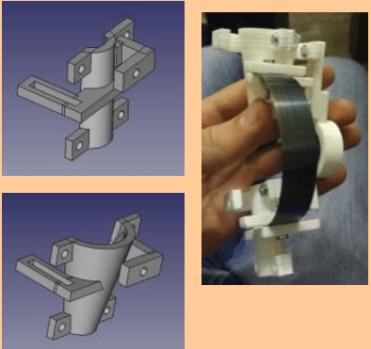 Protesi animale stampate in 3D