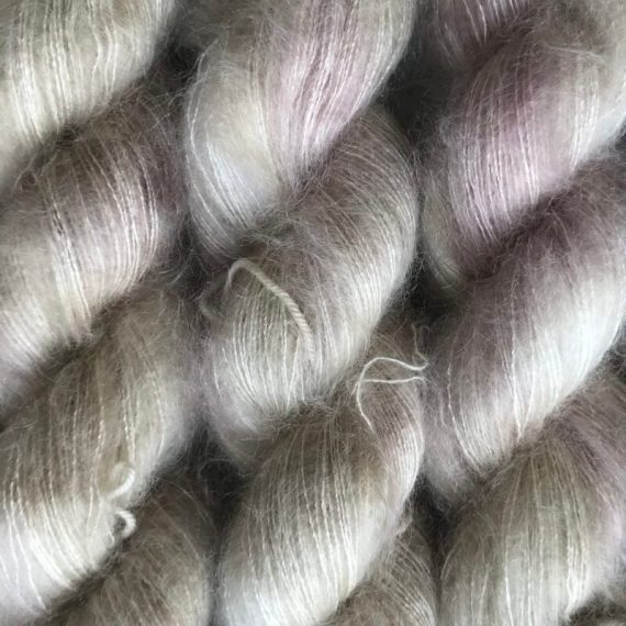 Sysleriget Silk Mohair Spring Morning