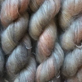 Sysleriget Silk Mohair Morning Mist