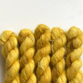 Sysleriget Silk Mohair Stay Gold