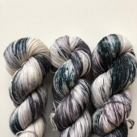 Sysleriget Merino Cashmere Dirty Snow