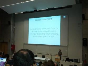 """Jez Humble's keynote """"Lean Configuration Management"""""""