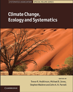 volume 78 - Climate Change, Ecology and Systematics